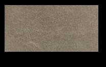 RAK Ceramics Shine Stone Brown Matt Porcelain Wall and Floor Tiles 10x60
