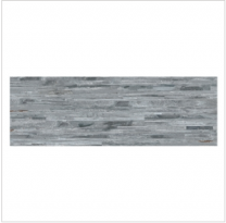 Gemini Franklin Grey Linear Décor Matt Tile - 600x200mm