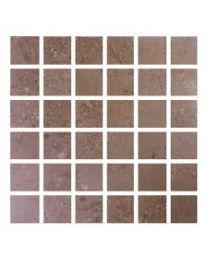 Gemini Tiles Hillock Mocca Mosaic Tile