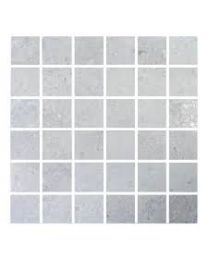 Gemini Tiles Hillock Light Grey Mosaic Tile