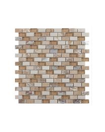 Marshalls Tile and Stone Mosaics Arena Brick Mosaic