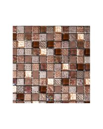 Marshalls Tile and Stone Mosaics Katrina mosaic