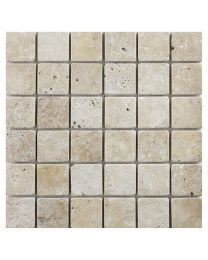 Marshalls Tile and Stone Mosaics Savannah mosaic 5x5 Tile