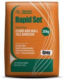 TileMaster Rapid set tile adhesive at Tiledealer