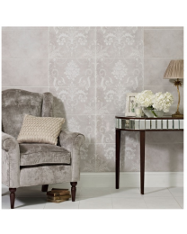 Laura Ashley Josette Dove Grey Multiuse Tiles