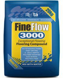 Tilemaster Adhesives Fineflow 3000 20kg