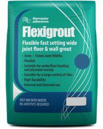 Tilemaster Adhesives Flexigrout Grey 10kg