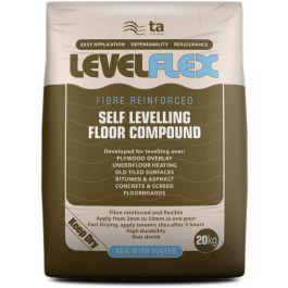 Tilemaster Levelflex Flexible Fibre Levelling Compound