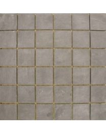 Microtec Anthracite Polished Mosaic Tile