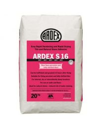 Ardex Adhesive S16 Grey Tile Adhesive