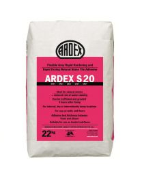 Ardex Adhesive S20 Grey Stone Tile Adhesive