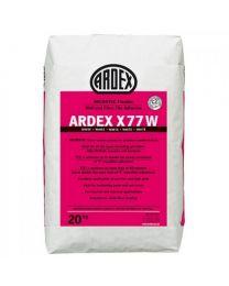 Ardex Adhesive X77W White Microtec tile adhesive