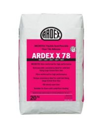 Ardex Adhesive X78 Grey Microtec Floor Tile Adhesive