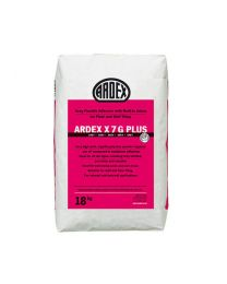 Ardex Adhesive X7G Plus Grey Flexible Tile Adhesive