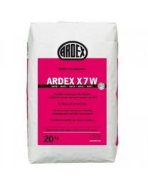 Ardex Adhesive X7W White Flexible Tile Adhesive