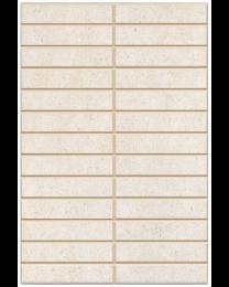 Gemini Tiles Vitra Kremna Sand Scored Tile