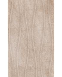 British Ceramic Tile HD Accolade Oak Wave Matt Wall 298mm x 498mm
