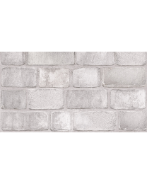British Ceramic Tile HD Paragon Rustic Plain Grey Matt Wall Tile 298x498mm