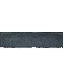 British Ceramic Tile Industrial Matt Black Wall Tile 75x300mm