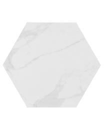 British Ceramic Tile HD Laurel Hexagon Multiuse Tile 175mm x 202mm