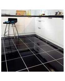 Floor Polished Black