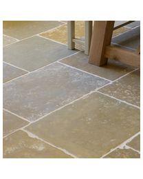 Capietra Tiles Oxley Worn 56 x Random limestone tiles