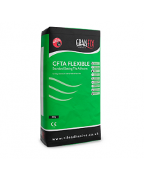 Granfix CFTA Flexible Adhesive White 20kg x 54 bags