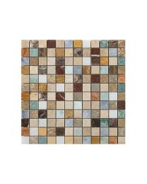 Marshalls Tile and Stone Mosaics Harlequin mosaic