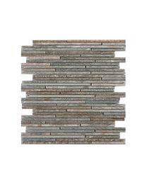 Marshalls Tile and Stone Mosaics Oyster Stick mosaic