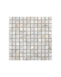 Marshalls Tile and Stone Mosaics Pearl mosaic