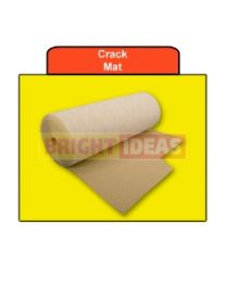 Tile Accessories Movement Uncoupling Tile Matting 10 metre roll