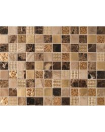 Marshalls Tile and Stone Eos Mosaic - 210x210mm