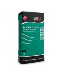 Granfix Fastset Flexible Adhesive Grey 20kg x 5 bags