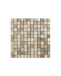 Marshalls Tile and Stone Mosaics Light Mixed Marble mosaic