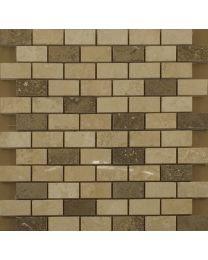 Mosaics Naturals Stone Multiuse Mosaic 305mm x 305mm