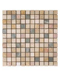 Natural Stone Tiles Travertine Stone Mix mosaic