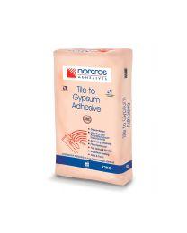 Norcros tile to gypsum adhesive