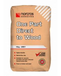 Norcros Adhesives One Part Tile Direct to Wood