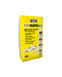 ProRapid RS Floor Tile Adhesive white