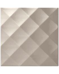 Studio Conran Ridge Plum Gloss Tile - 198x198mm