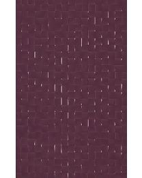 Studio Conran Hartland Plum Pressed Mosaic Tile - 248x398mm