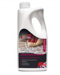 universeal grout film remover