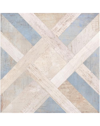 Archaic Painted Wood Effect Tiles Mix Tiles 600x600mm