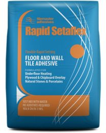 Tilemaster Adhesives Rapid Setaflex White C2 FT S1 20kg