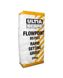 Ultra Flowpoint Rapid Set Flowable Grout 25kg