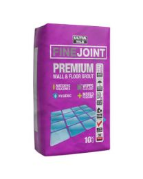 Ultra FineJoint Premium Wall & Floor Grout 3kg White
