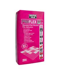 Ultra ProFlex SP+ES Standard Set Flexible Tile Adhesive Grey x 20 bags