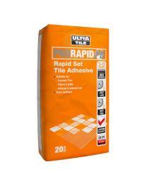 Ultra ProRapid PB Rapid Set Tile Adhesive x 20 bags