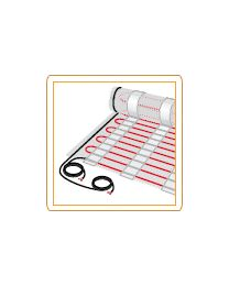 Warmfloor Under Tile Heating 9m2 Kit inc Stat