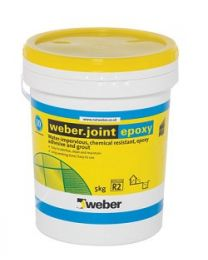 Weber Joint Epoxy Tile Adhesives Grey 5kg
